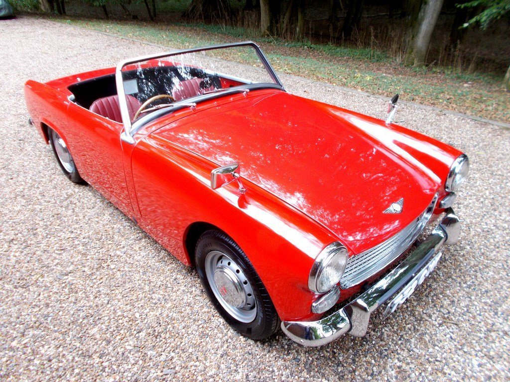 1961 Austin Healey Sprite Mk2 De Luxe, One Owner 31 years  SOLD (picture 1 of 6)