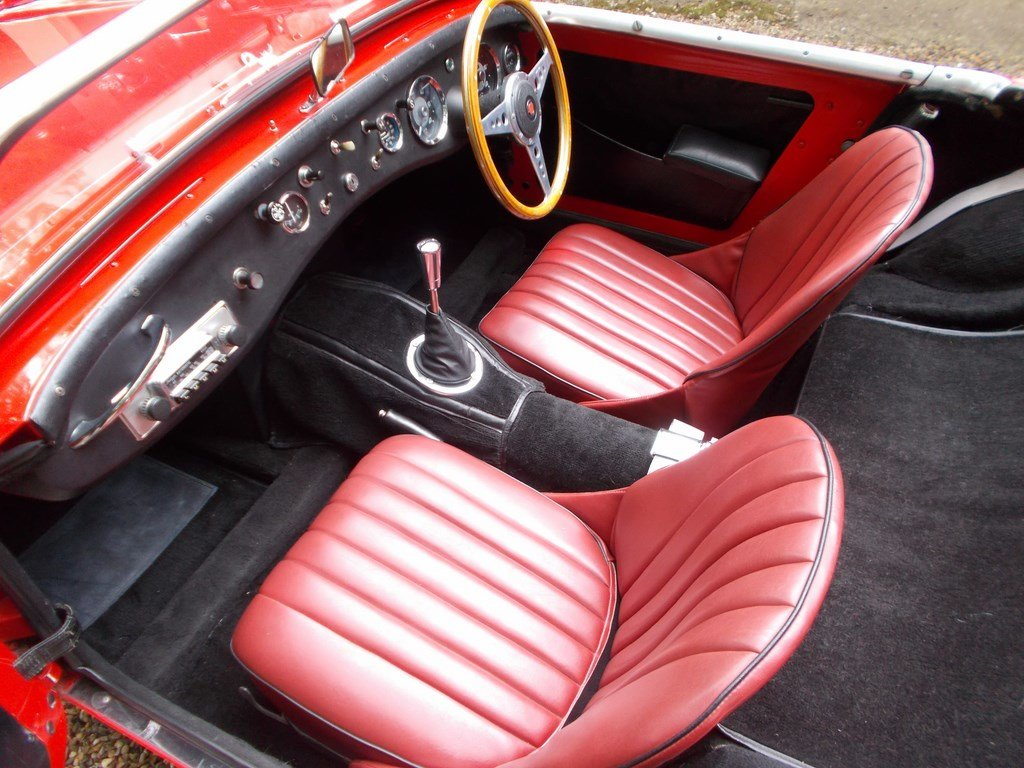 1961 Austin Healey Sprite Mk2 De Luxe, One Owner 31 years  SOLD (picture 4 of 6)