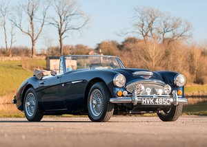1965 Austin Healey 3000 Mk. III For Sale by Auction