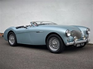 1954 Austin Healey 100/4  For Sale by Auction