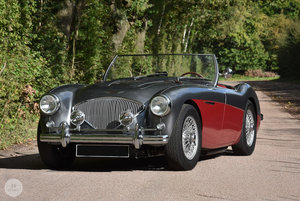 1956 Austin-Healey 100/4 BN2- Fully Restored