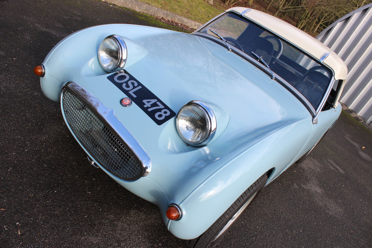 1959 AUSTIN HEALEY FROGEYE SPRITE - 1380cc !! For Sale (picture 1 of 6)
