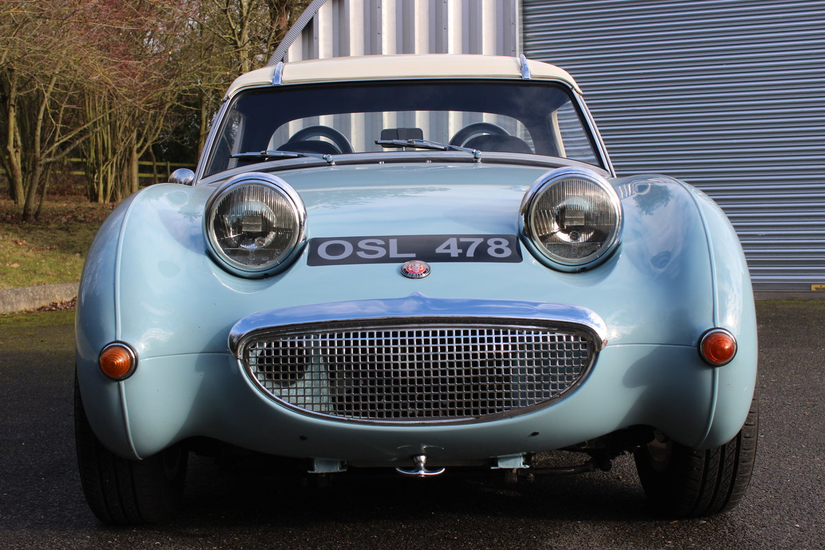 1959 AUSTIN HEALEY FROGEYE SPRITE - 1380cc !! For Sale (picture 2 of 6)