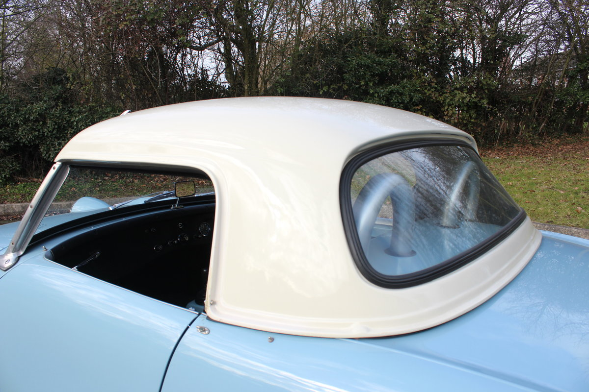 1959 AUSTIN HEALEY FROGEYE SPRITE - 1380cc !! For Sale (picture 6 of 6)