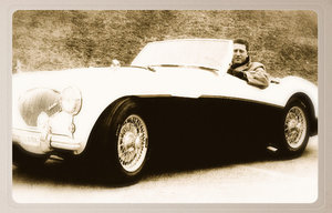 1955 Austin-Healey 100M 22 Feb 2020