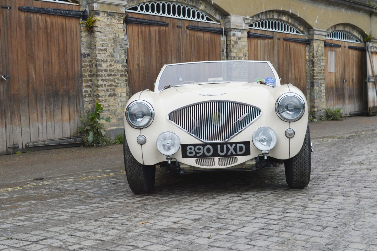 1955 Austin-Healey 100M 22 Feb 2020 For Sale by Auction (picture 6 of 6)