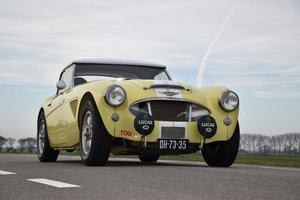 1962 Austin Healey 3000 MKII Two seater (BN7)