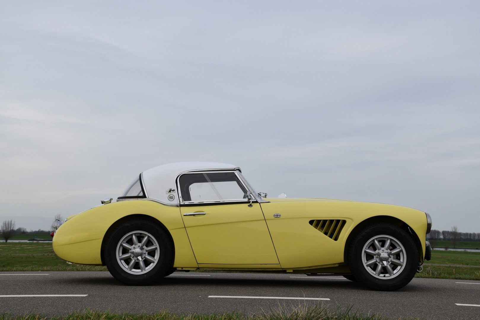 1962 Austin Healey 3000 MKII Two seater (BN7) For Sale (picture 3 of 6)