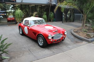 "Austin Healey BJ8 3000 MK3  "" Rally "" 1965"