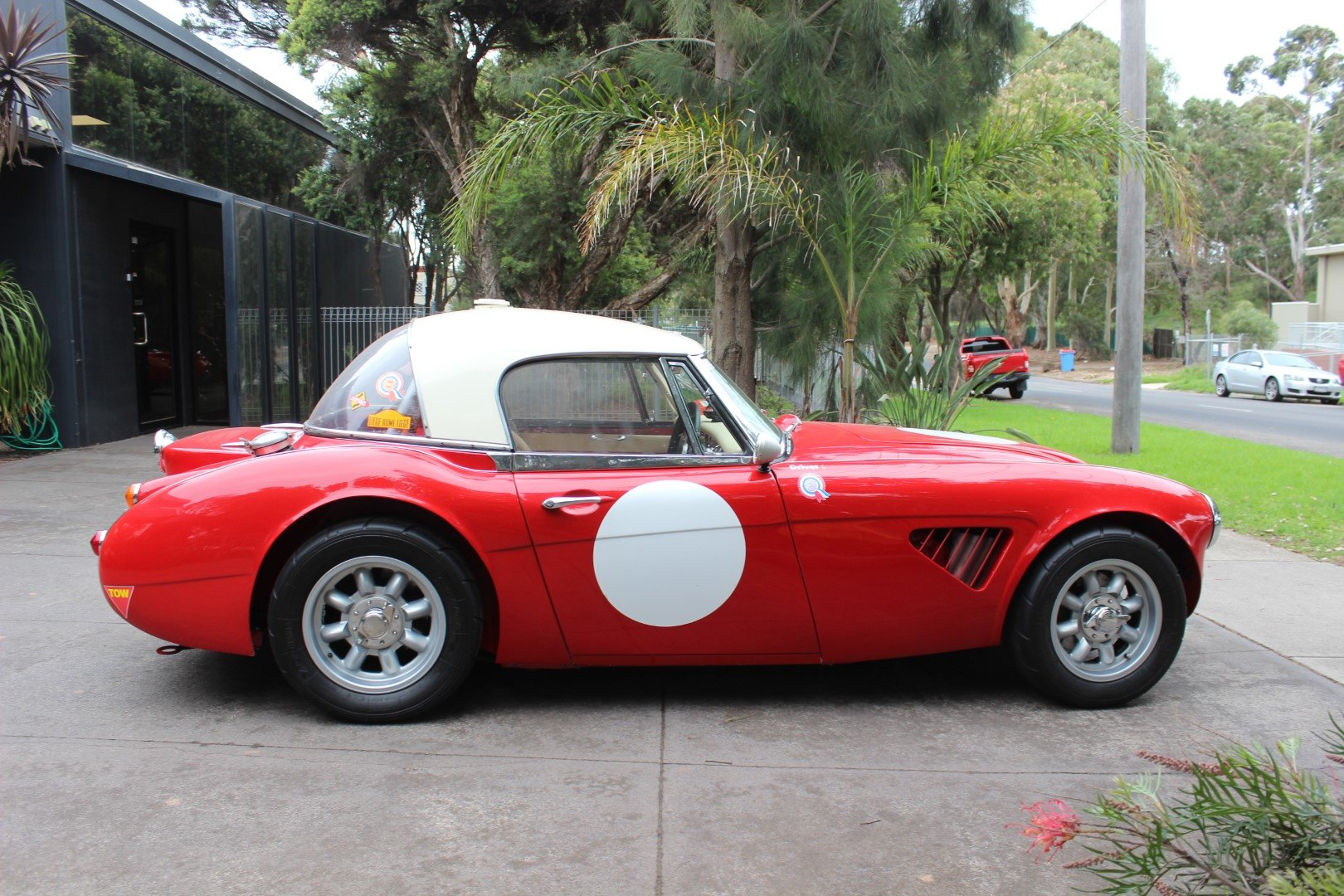 """Austin Healey BJ8 3000 MK3  """" Rally """" 1965 For Sale (picture 4 of 6)"""
