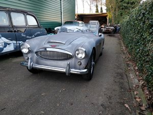 1962 Austin Healey  MKII '62 lhd  for restauration For Sale
