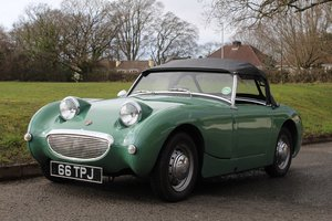Austin Healey Frogeye Sprite 1961 - To be auctioned 24-04-20 For Sale by Auction