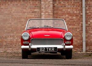 1962 Austin Healey Sprite Mk. II SOLD by Auction