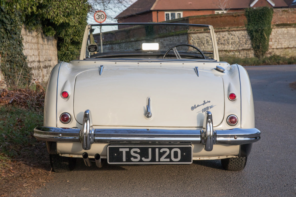 1957 Austin Healey 100/6 BN4 SOLD (picture 4 of 6)