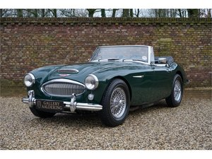 1965 Austin Healey 3000 MK3 (BJ8) fully restored condition, Overd