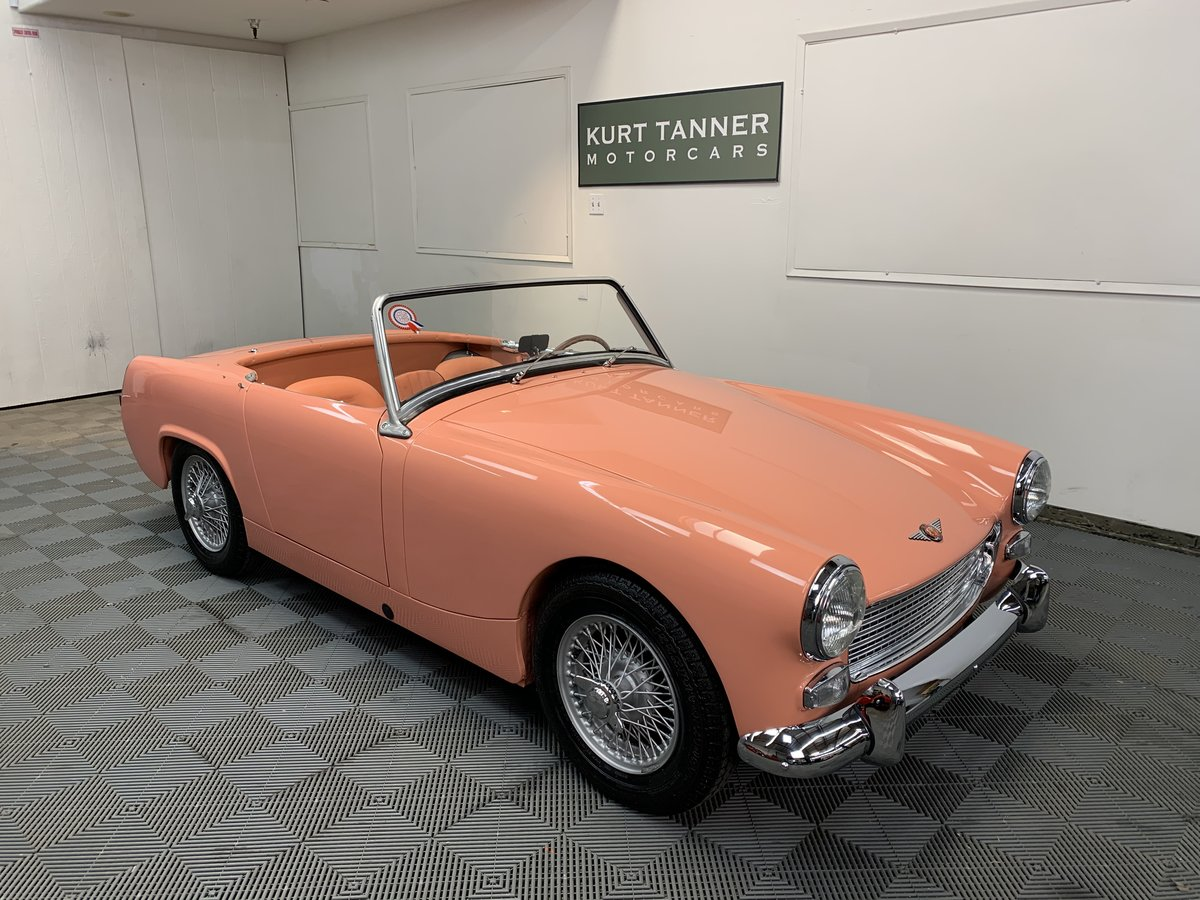 1963 Austin healey sprite mk2 roadster For Sale (picture 1 of 6)