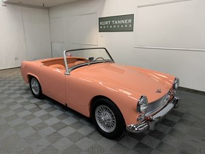 1963 Austin healey sprite mk2 roadster