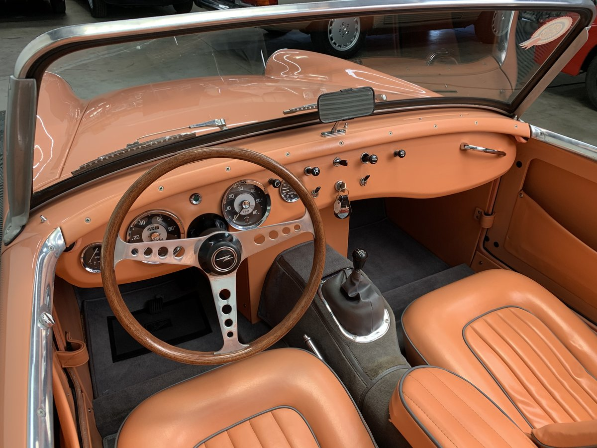 1963 Austin healey sprite mk2 roadster For Sale (picture 2 of 6)