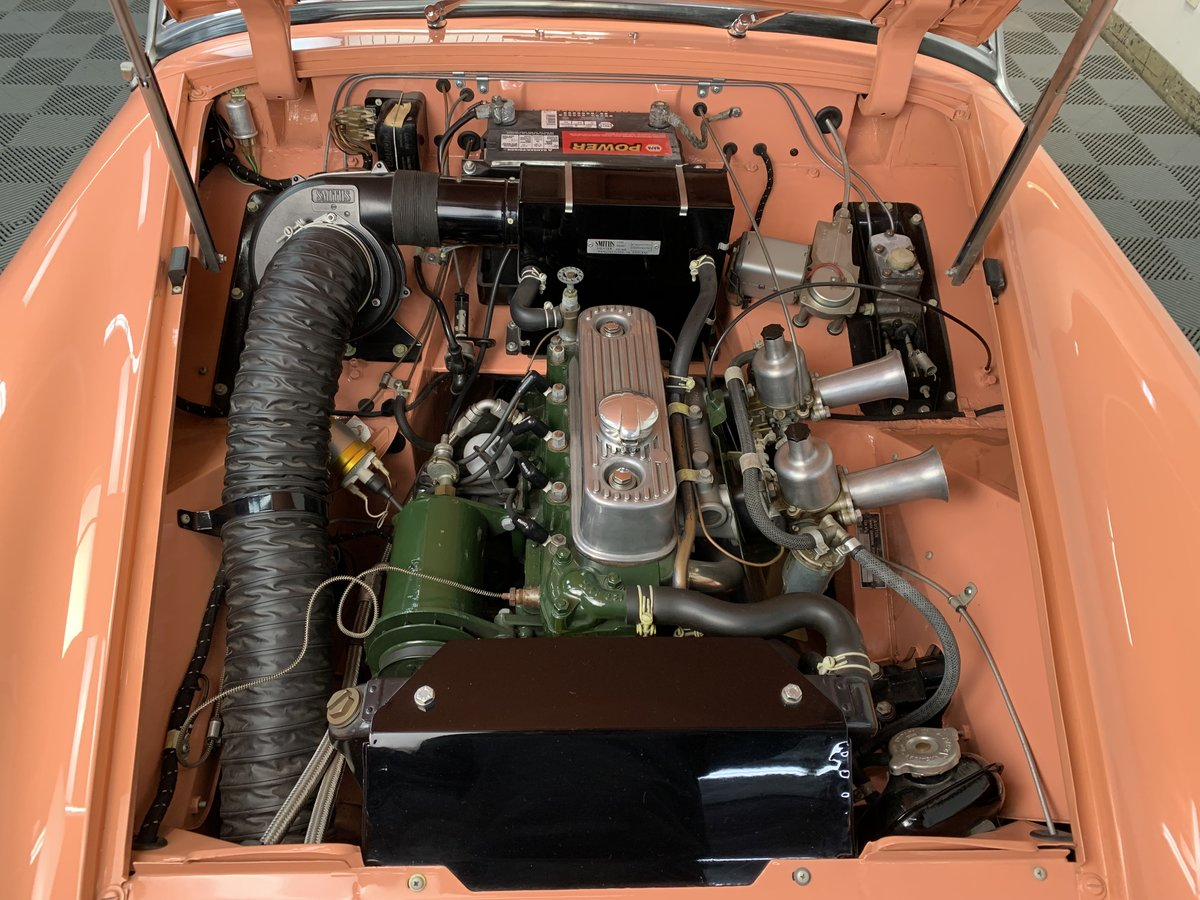 1963 Austin healey sprite mk2 roadster For Sale (picture 3 of 6)