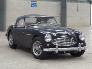1958 Austin Healey 100/6 Fully Restored For Sale