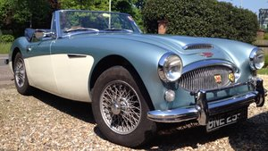 1964 Lovely classic Big Healey
