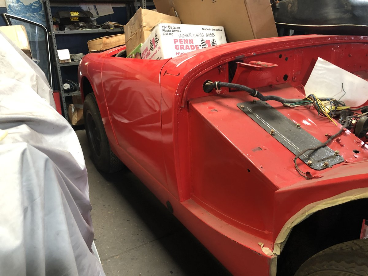 1959 Austin Healey Bug Eye For Sale (picture 1 of 4)