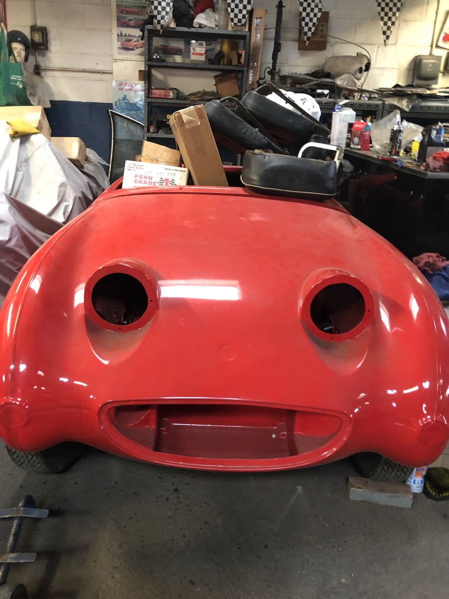 1959 Austin Healey Bug Eye For Sale (picture 3 of 4)