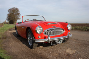 AUSTIN HEALEY 3000 MKII FOUR SEATER. EXTENSIVELY RESTORED