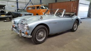 Austin Healey 3000 MK3 BJ8 1965 Overdrive For Sale