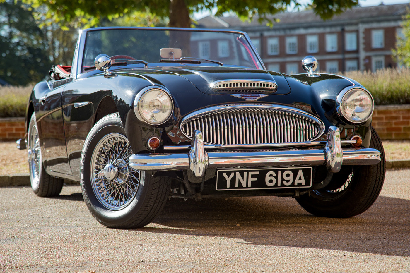 1963 Austin Healey 3000 MkIIA BJ7 | Restored 2018 & Upgraded SOLD (picture 1 of 6)