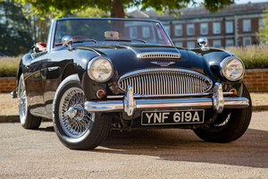 1963 Austin Healey 3000 MkIIA BJ7 | Restored 2018 & Upgraded SOLD