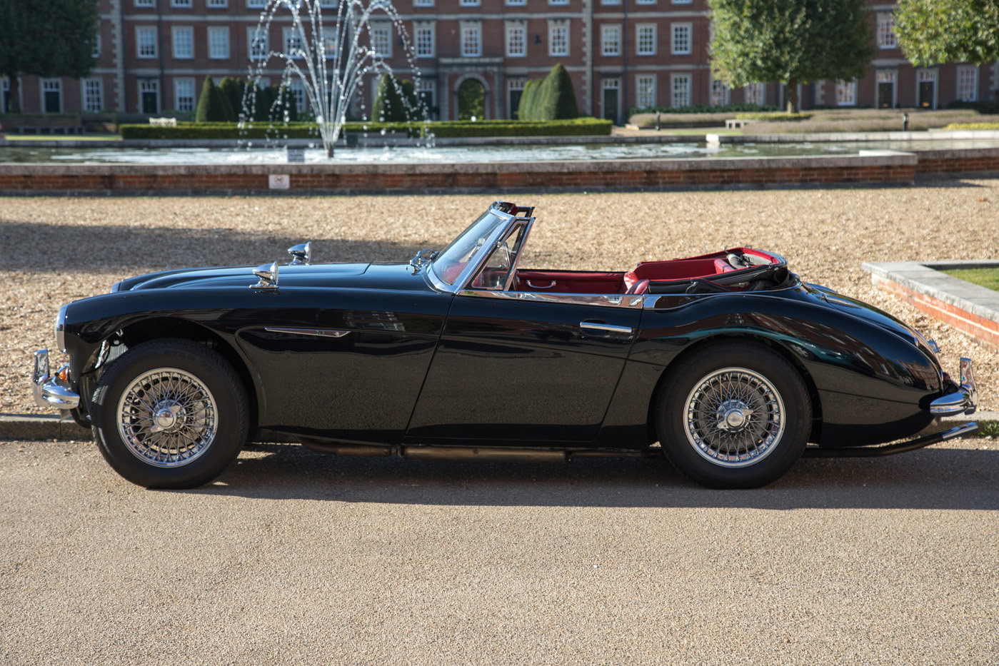 1963 Austin Healey 3000 MkIIA BJ7 | Restored 2018 & Upgraded SOLD (picture 2 of 6)