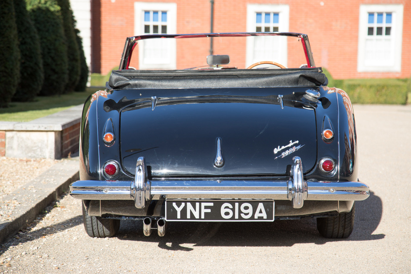 1963 Austin Healey 3000 MkIIA BJ7 | Restored 2018 & Upgraded SOLD (picture 3 of 6)