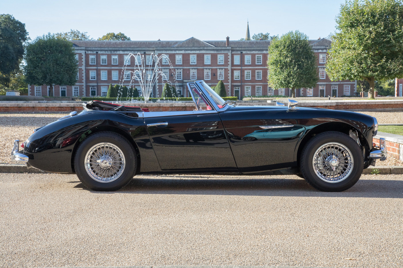 1963 Austin Healey 3000 MkIIA BJ7 | Restored 2018 & Upgraded SOLD (picture 4 of 6)