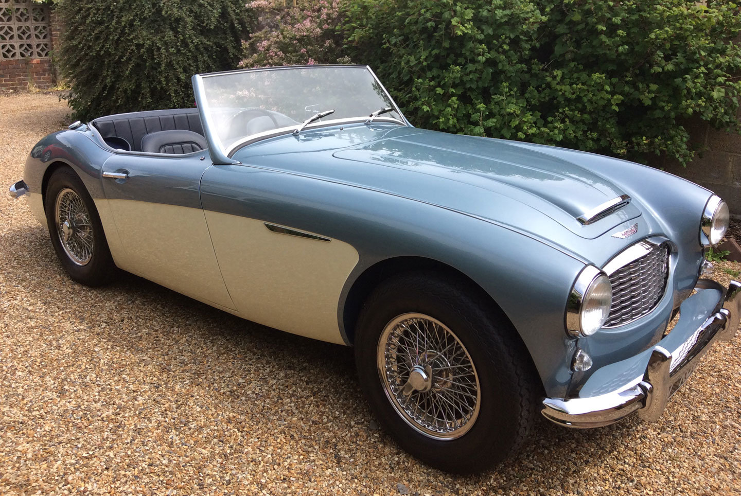 1956 Austin Healey 100/6. Early Longbridge RHD home market car.  For Sale (picture 1 of 1)