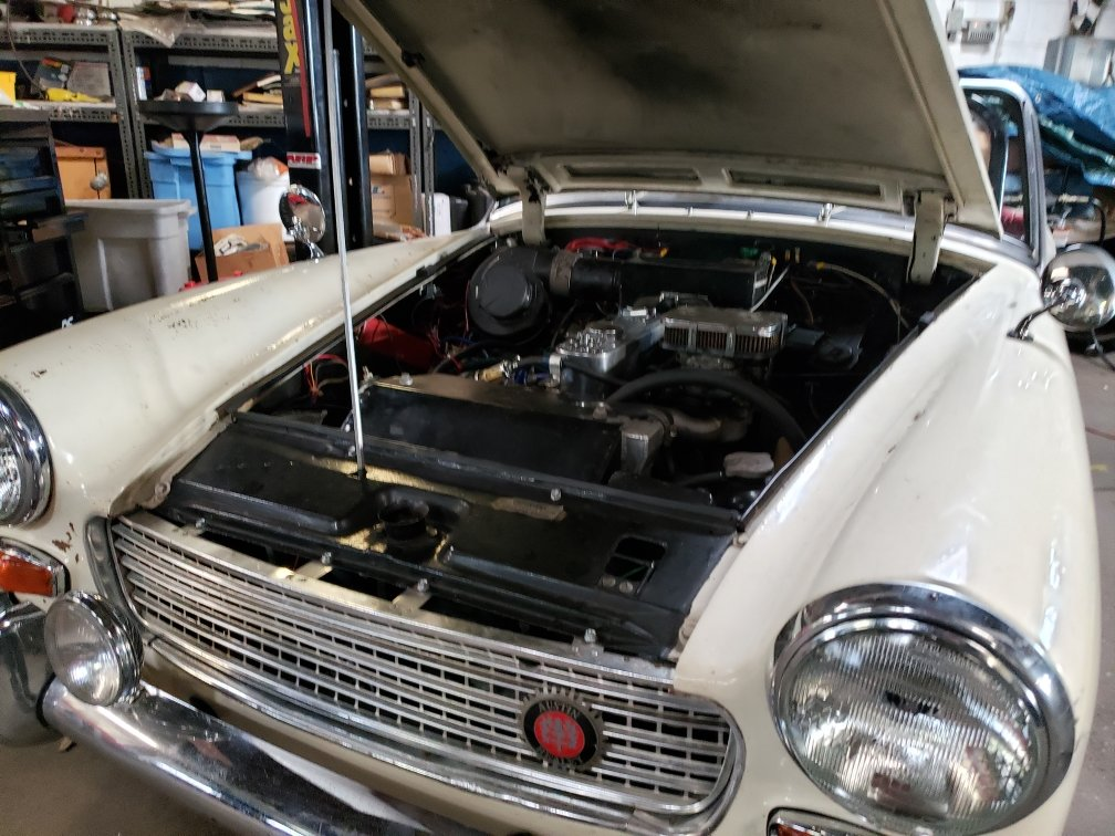 1964 Austin Healey Sprite  For Sale (picture 4 of 6)