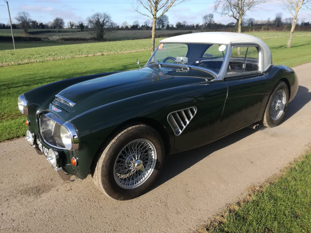 1958 Austin Healey 100-Six BN6  For Sale (picture 1 of 6)