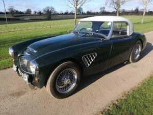 1958 Austin Healey 100-Six BN6