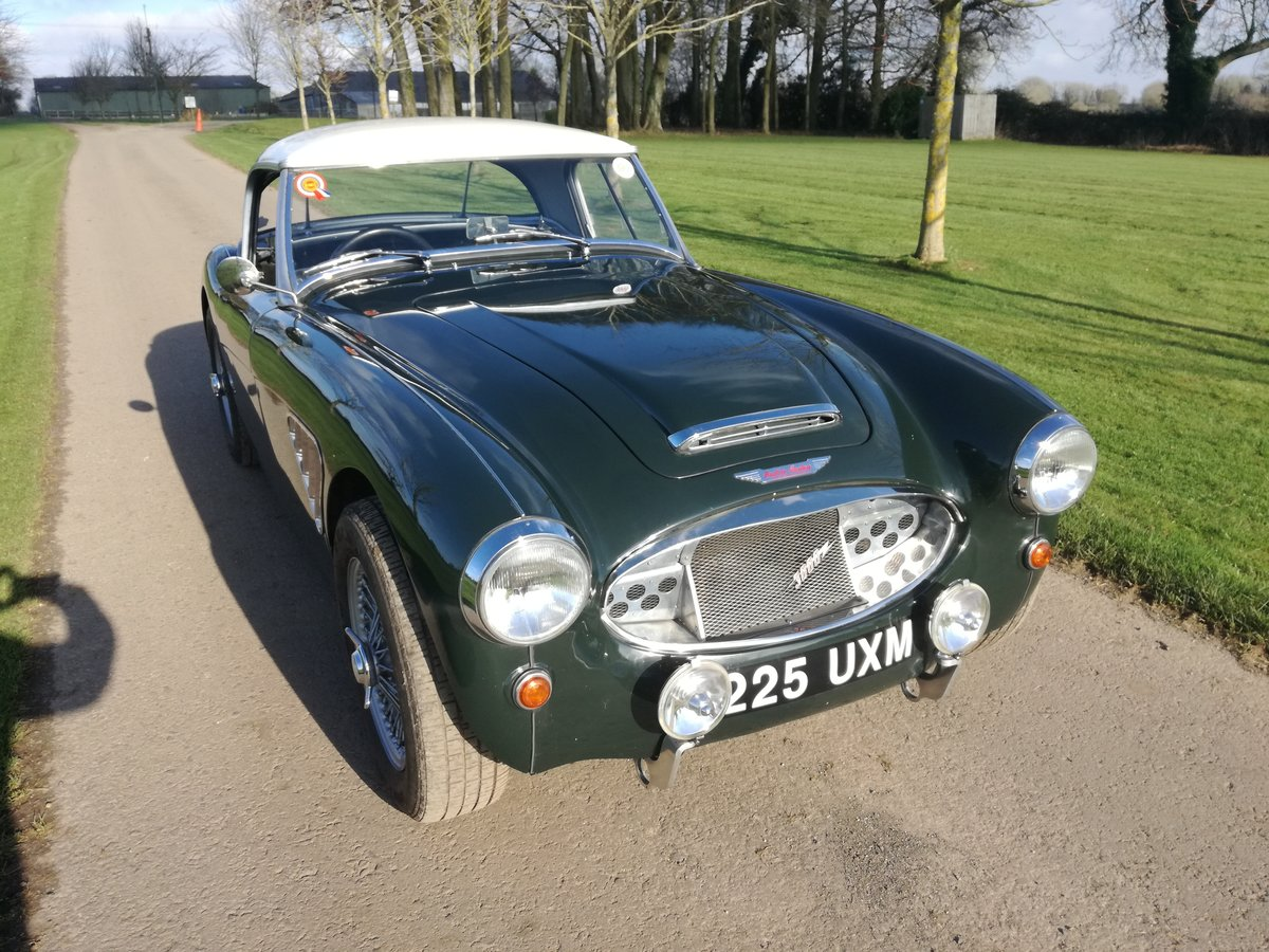 1958 Austin Healey 100-Six BN6  For Sale (picture 2 of 6)