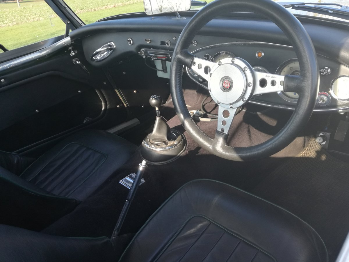 1958 Austin Healey 100-Six BN6  For Sale (picture 4 of 6)