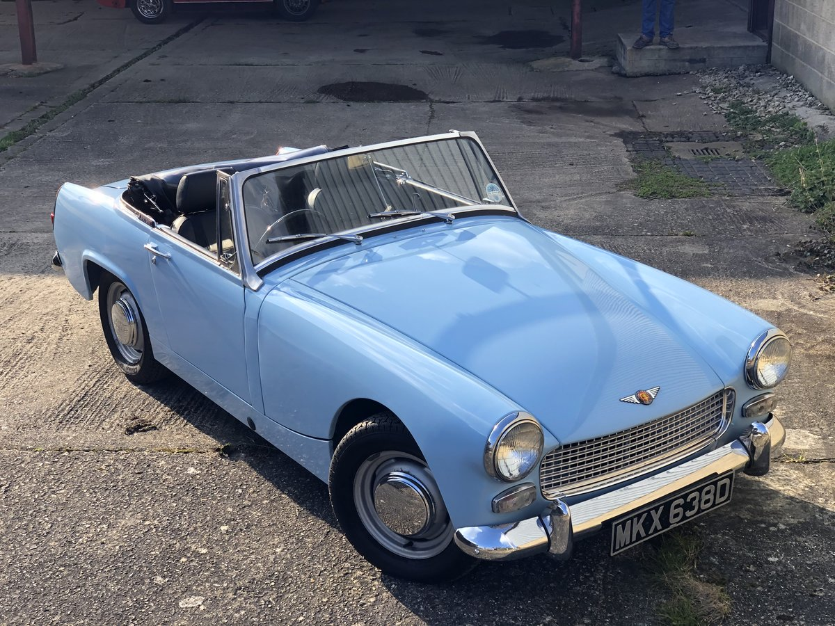1966 Austin Healey Sprite for sale. Heritage shell restoration. For Sale (picture 2 of 6)