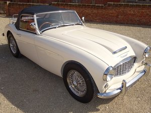 1957 AUSTIN HEALEY 100/6 BN4 2+2  - RESTORED TO HIGHEST STANDARDS