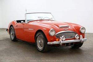 1963 Austin-Healey 3000 BT7 Convertible Sports Car