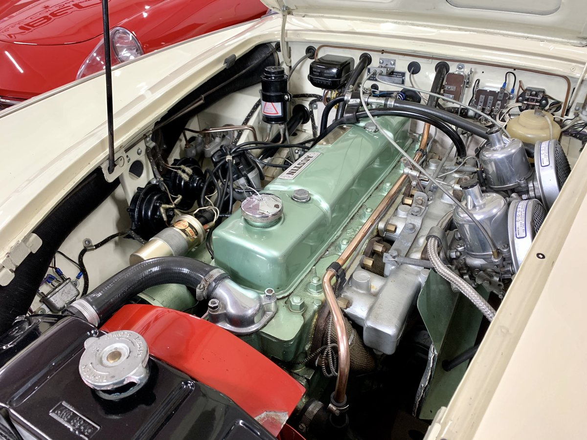 1962 Austin Healey 3000 MkII BJ7 // Full Photographic Restoration For Sale (picture 6 of 6)
