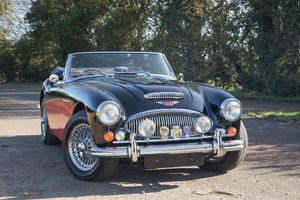 1964 Austin Healey 3000 MkIII | Home Market Delivered Phase II For Sale