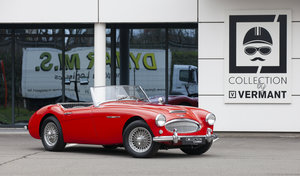 1962 Austin Healey 3000 'BT7' - Triple Cabrurator - Restored!
