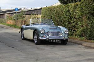 1960 Austin Healey 3000 MkI, Exceptional Value