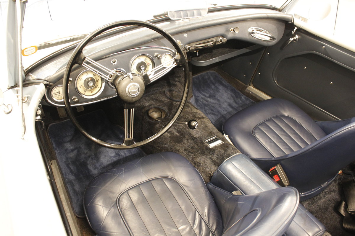 1958 Austin Healey 100/6 For Sale (picture 5 of 6)