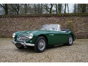 Picture of 1964 Austin Healey 3000 Mk3 Early MkIII, unrestored 'black plate' For Sale