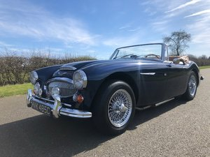 Picture of 1965 Austin Healey 3000 Mk. III BJ8 LHD SOLD